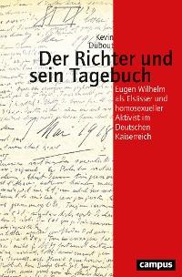 Cover Der Richter und sein Tagebuch