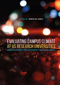 Cover Evaluating Campus Climate at US Research Universities