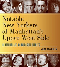 Cover Notable New Yorkers of Manhattan's Upper West Side