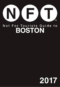 Cover Not For Tourists Guide to Boston 2017