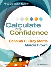 Cover Calculate with Confidence, Canadian Edition - E-Book