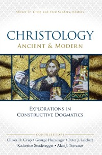 Cover Christology, Ancient and Modern