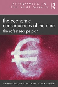 Cover Economic Consequences of the Euro