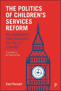 Cover The Politics of Children's Services Reform