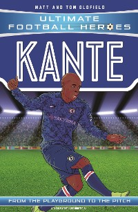 Cover Kante (Ultimate Football Heroes) - Collect Them All!