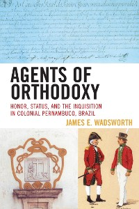 Cover Agents of Orthodoxy