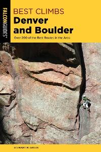 Cover Best Climbs Denver and Boulder