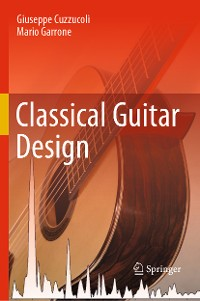 Cover Classical Guitar Design