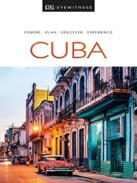Cover DK Eyewitness Travel Guide Cuba
