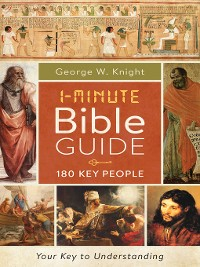 Cover 1-Minute Bible Guide