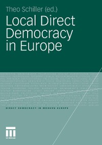 Cover Local Direct Democracy in Europe