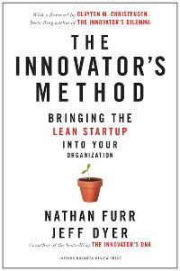 Cover The Innovator's Method