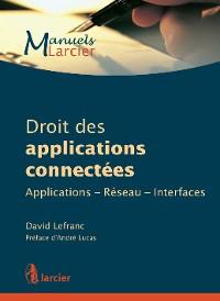 Cover Droit des applications connectées