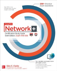 Cover CompTIA Network+ Certification Study Guide, Sixth Edition (Exam N10-006)
