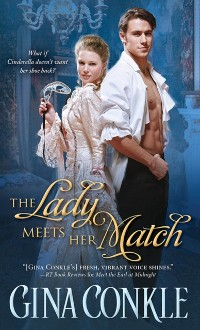 Cover Lady Meets Her Match