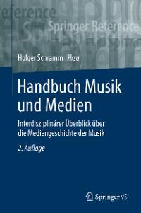 Cover Handbuch Musik und Medien