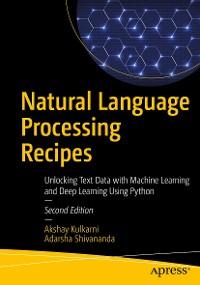 Cover Natural Language Processing Recipes