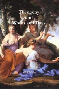 Cover Theogony and Works and Days