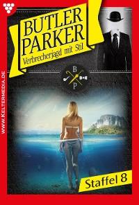 Cover Butler Parker Staffel 8 – Kriminalroman
