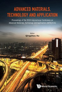 Cover Advanced Materials, Technology And Application - Proceedings Of The 2016 International Conference (Amta2016)