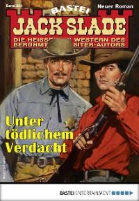Cover Jack Slade 881 - Western