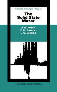 Cover Solid State Maser