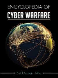 Cover Encyclopedia of Cyber Warfare