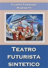 Cover Teatro futurista sintetico