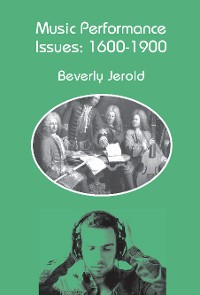 Cover Music Performance Issues: 1600-1900