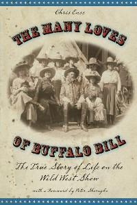 Cover Many Loves of Buffalo Bill