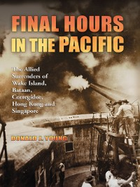 Cover Final Hours in the Pacific