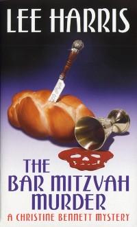 Cover Bar Mitzvah Murder