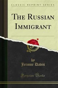 Cover The Russian Immigrant