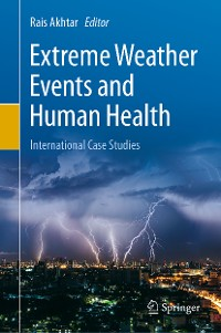 Cover Extreme Weather Events and Human Health