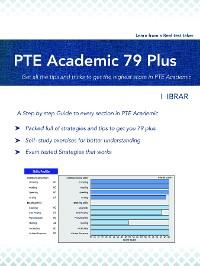 Cover PTE Academic 79 Plus