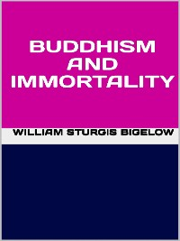 Cover Buddhism and immortality