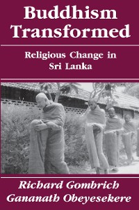 Cover Buddhism Transformed