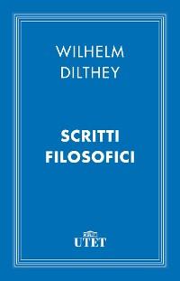Cover Scritti filosofici