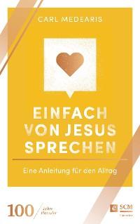 Cover Einfach von Jesus sprechen