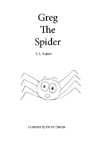 Cover Greg the Spider