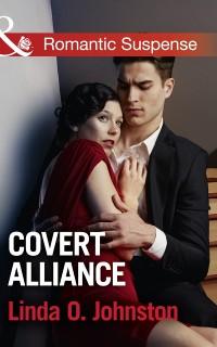 Cover Covert Alliance (Mills & Boon Romantic Suspense)
