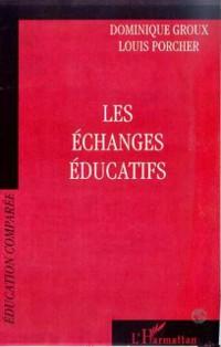 Cover LES ECHANGES EDUCATIFS