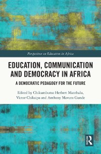 Cover Education, Communication and Democracy in Africa