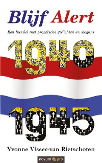 Cover Blijf Alert 1940  1945