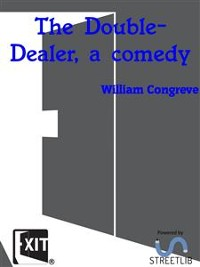 Cover The Double-Dealer, a comedy
