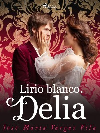 Cover Lirio blanco. Delia