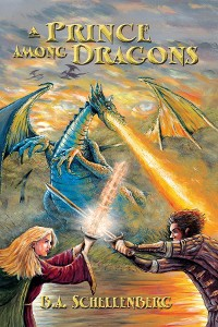 Cover A Prince Among Dragons