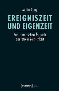 Cover Ereigniszeit und Eigenzeit