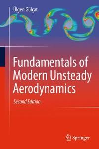 Cover Fundamentals of Modern Unsteady Aerodynamics