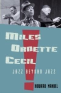 Cover Miles, Ornette, Cecil